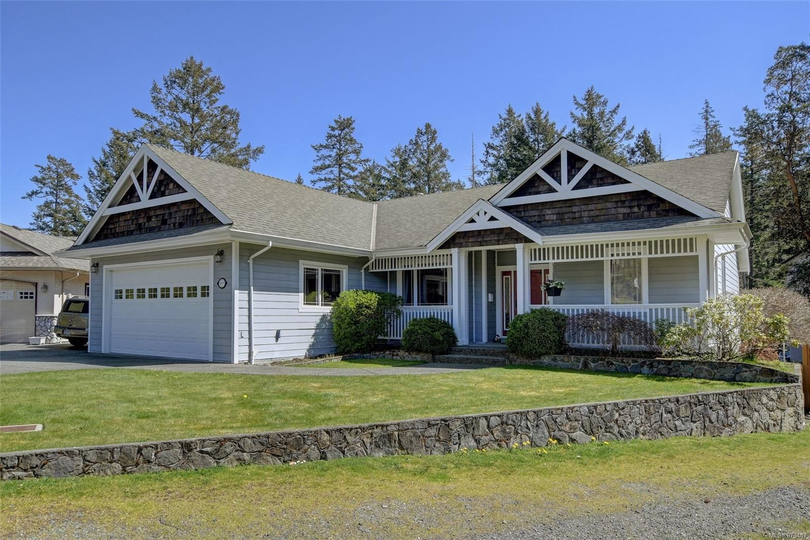Main Photo: 2029 Haley Rae Pl in : La Thetis Heights House for sale (Langford)  : MLS®# 873407