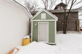 Photo 16: 217 Academy Road in Winnipeg: Crescentwood Residential for sale (1C)  : MLS®# 1905144