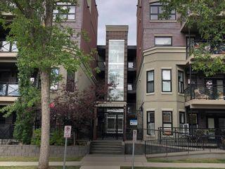 Photo 1: 411 10808 71 Avenue in Edmonton: Zone 15 Condo for sale : MLS®# E4261732