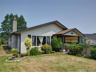 Photo 1: 2119 Redwing Pl in SIDNEY: Si Sidney South-West House for sale (Sidney)  : MLS®# 707052