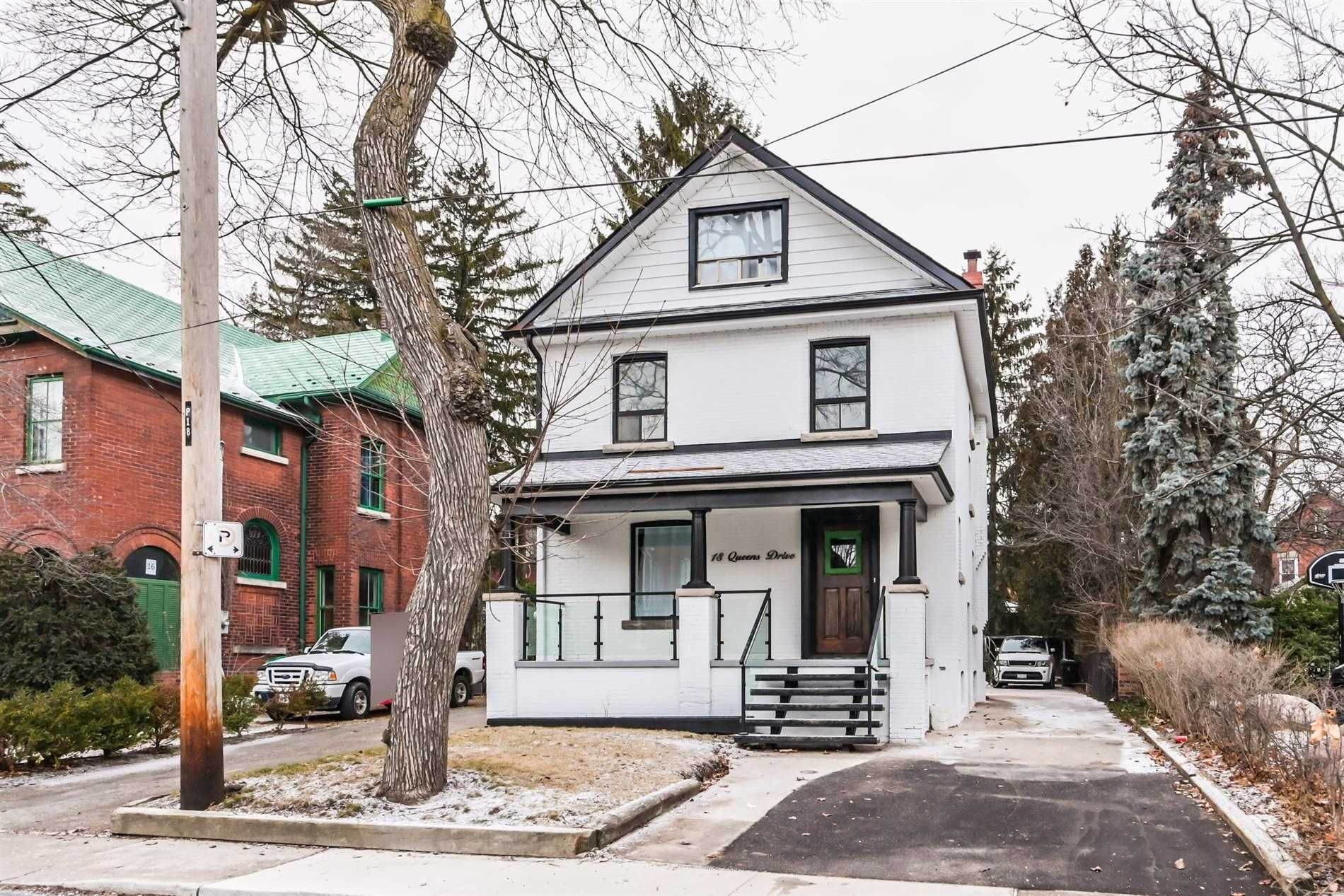 Main Photo: 18 Queens Drive in Toronto: Weston Freehold for sale (Toronto W04)  : MLS®# W5091899