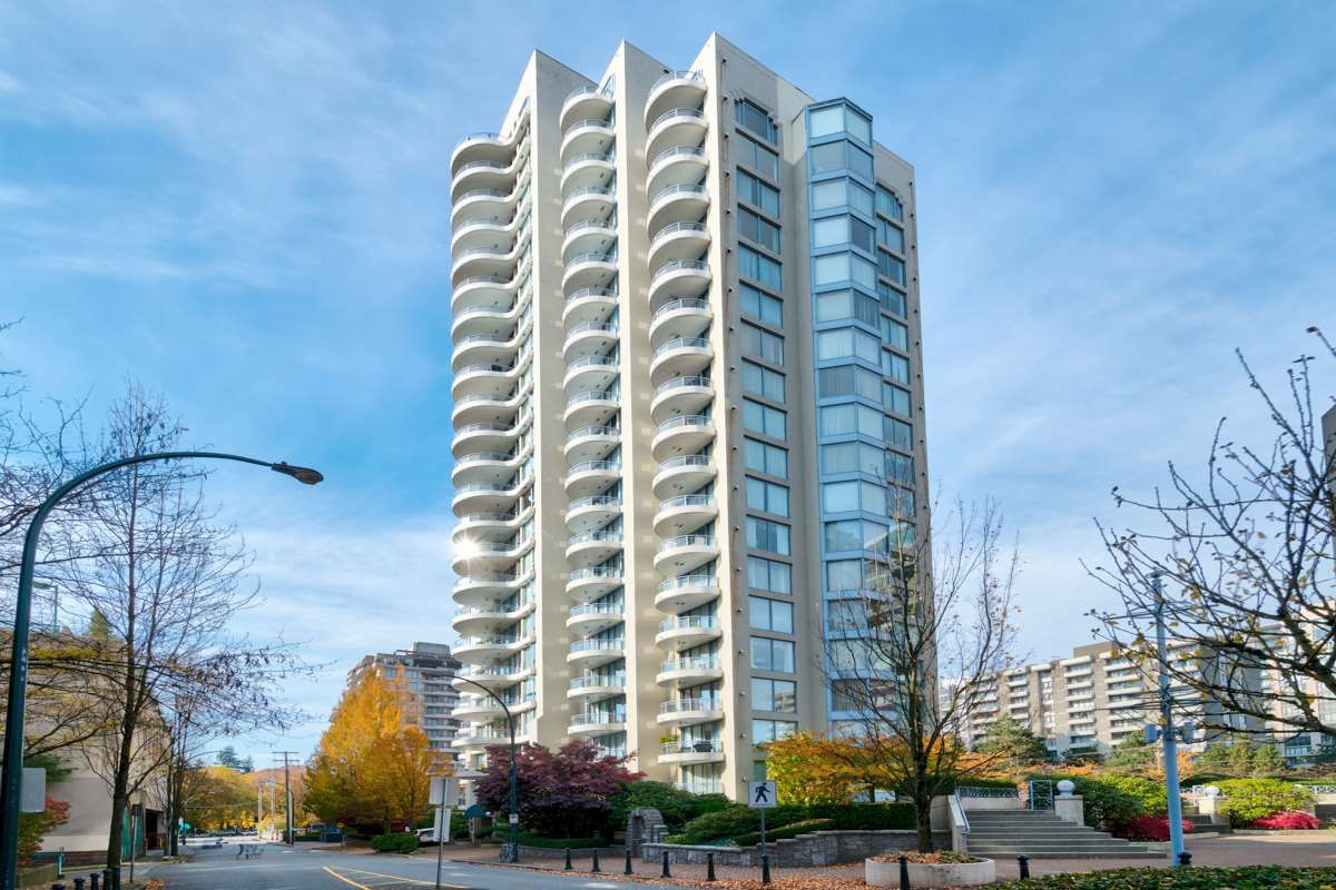 "Main Photo: 1603 739 PRINCESS Street in New Westminster: Uptown NW Condo for sale in ""BERKLEY PLACE"" : MLS®# R2235179"