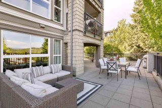 """Photo 1: 214 3082 DAYANEE SPRINGS Boulevard in Coquitlam: Westwood Plateau Condo for sale in """"THE LANTERN"""" : MLS®# R2584143"""
