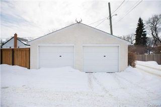 Photo 19: 293 Enfield Crescent in Winnipeg: Norwood Residential for sale (2B)  : MLS®# 1803836