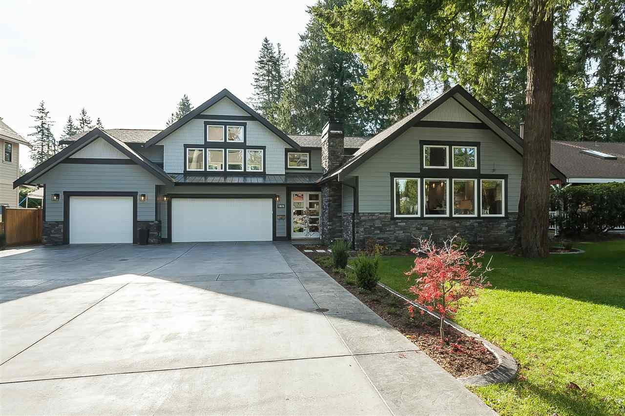 """Main Photo: 19876 37 Avenue in Langley: Brookswood Langley House for sale in """"Brookswood"""" : MLS®# R2416904"""