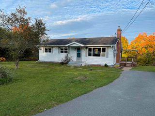 Photo 1: 4456 Stellarton Trafalgar Road in Hopewell: 108-Rural Pictou County Residential for sale (Northern Region)  : MLS®# 202125877