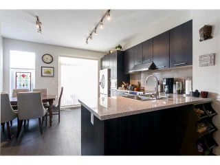Photo 5: 57 1338 HAMES Crescent in Coquitlam: Burke Mountain Townhouse for sale : MLS®# V1078090