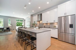 """Photo 4: 4676 CAPILANO Road in North Vancouver: Canyon Heights NV Townhouse for sale in """"Canyon North"""" : MLS®# R2591103"""