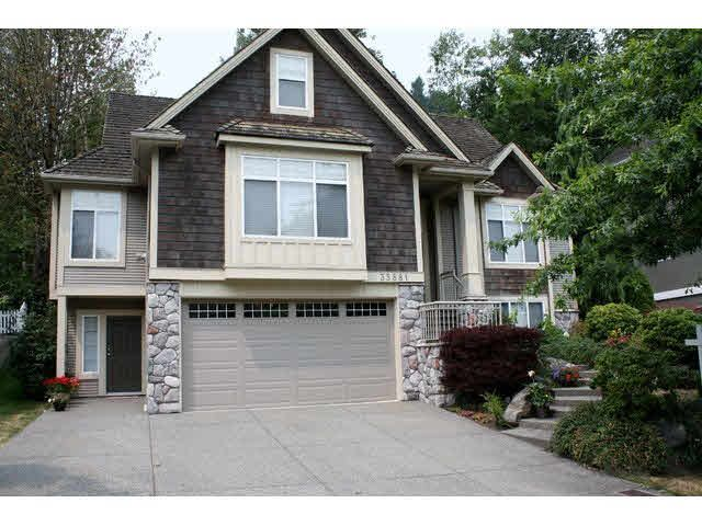 """Main Photo: 35881 MARSHALL Road in Abbotsford: Abbotsford East House for sale in """"Whatcom - Mountain Meadows"""" : MLS®# F1446260"""