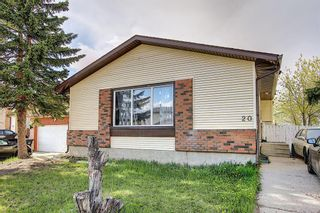 Photo 2: 20 Whitefield Close NE in Calgary: Whitehorn Detached for sale : MLS®# A1101190