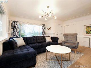 Photo 3: 4030 GRANGE Rd in VICTORIA: SW Interurban House for sale (Saanich West)  : MLS®# 805039