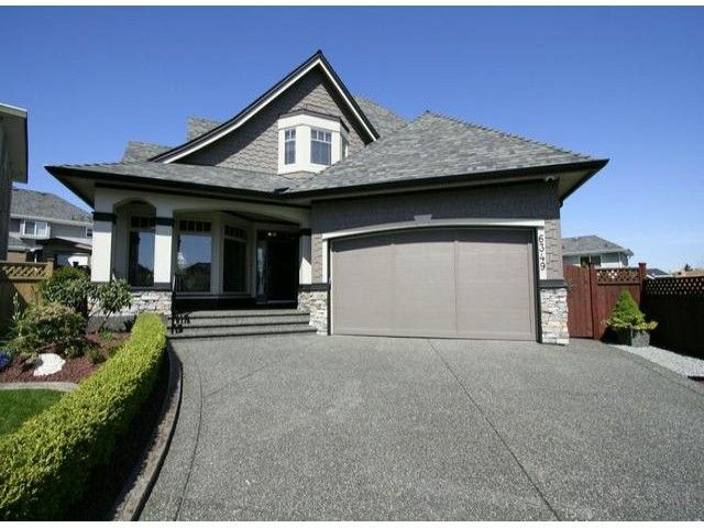 Main Photo: 6349 165A ST in : Cloverdale BC House for sale : MLS®# F1310481