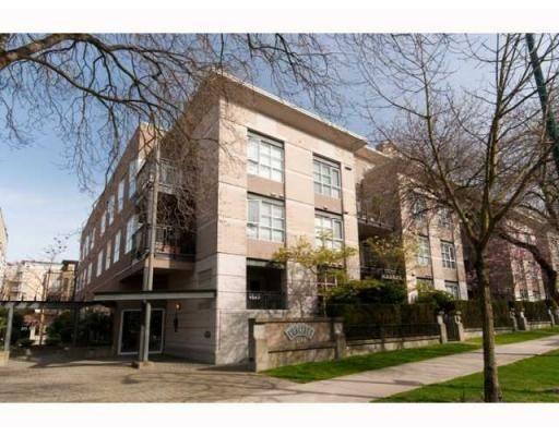 Main Photo: # 102 2161 W 12TH AV in Vancouver: Condo for sale : MLS®# V814077