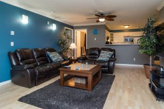 "Photo 9: 102 20268 54 Avenue in Langley: Langley City Condo for sale in ""BRIGHTON"" : MLS®# R2160975"