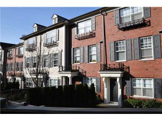 Photo 1: 44 101 FRASER Street in Port Moody: Port Moody Centre Condo for sale : MLS®# V995777
