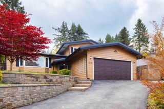 "Photo 1: 606 WATERLOO Drive in Port Moody: College Park PM House for sale in ""COLLEGE PARK"" : MLS®# R2573881"