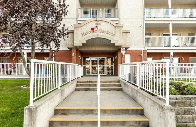 Main Photo: 205 8215 84 Avenue in Edmonton: Zone 18 Condo for sale : MLS®# E4259467