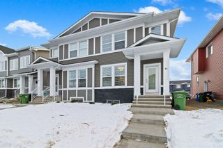 Photo 20: 84 Red Embers Place NE in Calgary: Redstone Semi Detached for sale : MLS®# A1080620