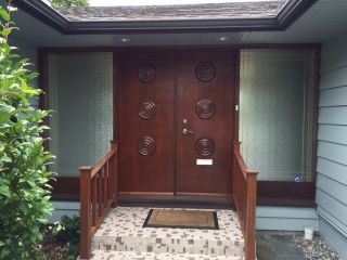 Main Photo: 455 Hermosa Avenue in North Vancouver: Upper Delbrook House for rent