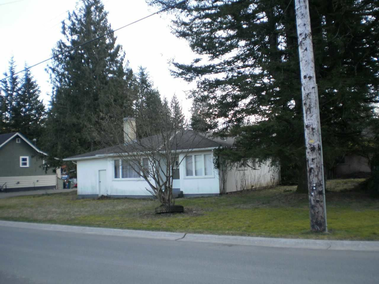 Main Photo: 464 PINE Avenue: Harrison Hot Springs Land Commercial for sale : MLS®# C8037139