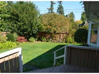 "Photo 4: 2976 MCBRIDE Avenue in Surrey: Crescent Bch Ocean Pk. House for sale in ""CRESCENT BEACH"" (South Surrey White Rock)  : MLS®# F1423437"