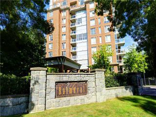 Photo 2: 706 5615 HAMPTON Place in Vancouver: University VW Condo for sale (Vancouver West)  : MLS®# V1036244