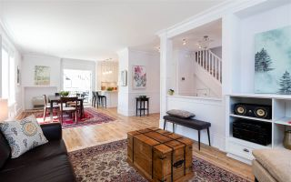 Photo 5: 2621 ST. GEORGE Street in Vancouver: Mount Pleasant VE House for sale (Vancouver East)  : MLS®# R2265292