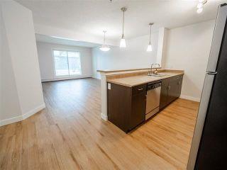 Photo 2: 122 1180 hyndman Road in Edmonton: Zone 35 Condo for sale : MLS®# E4227594