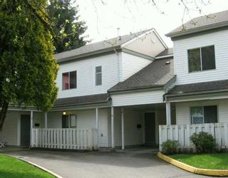 Photo 1: 3 21707 DEWDNEY TRUNK RD in Maple Ridge: West Central Townhouse for sale : MLS®# V585939