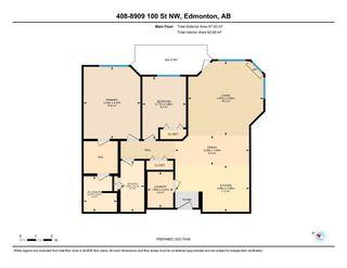 Photo 35: 408 8909 100 Street NW in Edmonton: Zone 15 Condo for sale : MLS®# E4266170