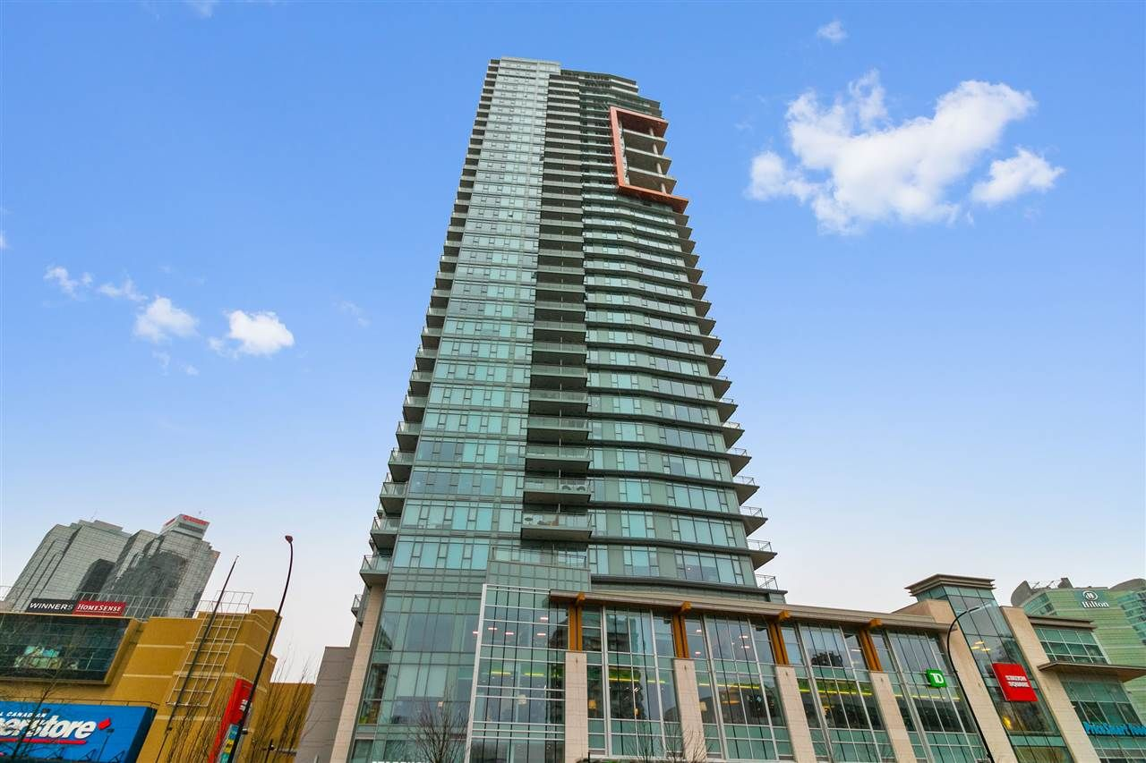 """Main Photo: 2902 4688 KINGSWAY in Burnaby: Metrotown Condo for sale in """"Station Square"""" (Burnaby South)  : MLS®# R2235331"""