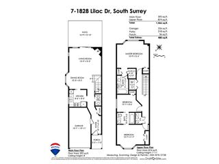 """Photo 20: 7 1828 LILAC Drive in Surrey: King George Corridor Townhouse for sale in """"Lilac Green"""" (South Surrey White Rock)  : MLS®# R2391831"""