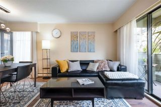 """Photo 3: 206 225 MOWAT Street in New Westminster: Uptown NW Condo for sale in """"The Windsor"""" : MLS®# R2557615"""