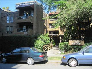 Photo 1: 310 1435 NELSON Street in Vancouver: West End VW Condo for sale (Vancouver West)  : MLS®# V969317