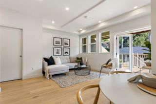 Photo 5: 118 W 14TH AVENUE in Vancouver: Mount Pleasant VW Townhouse for sale (Vancouver West)  : MLS®# R2599515