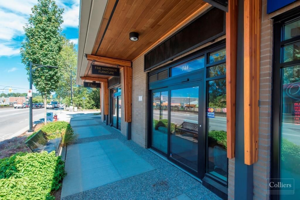 Main Photo: 744 SL8 MARINE DRIVE in North Vancouver: Mosquito Creek Office for sale : MLS®# C8038468