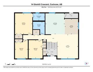 Photo 42: 14 Glenhill Crescent: Cochrane Detached for sale : MLS®# A1143449