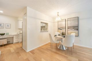 """Photo 3: 105 1845 W 7TH Avenue in Vancouver: Kitsilano Condo for sale in """"Heritage At Cypress"""" (Vancouver West)  : MLS®# R2591030"""