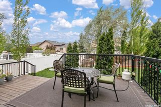 Photo 35: 718 Greaves Crescent in Saskatoon: Willowgrove Residential for sale : MLS®# SK810497