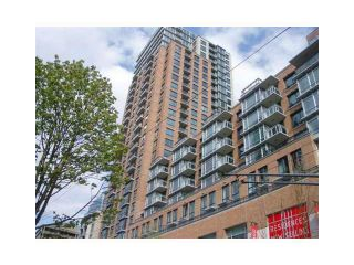 """Photo 1: 816 788 RICHARDS Street in Vancouver: Downtown VW Condo for sale in """"L'Hermitage"""" (Vancouver West)  : MLS®# V1019644"""