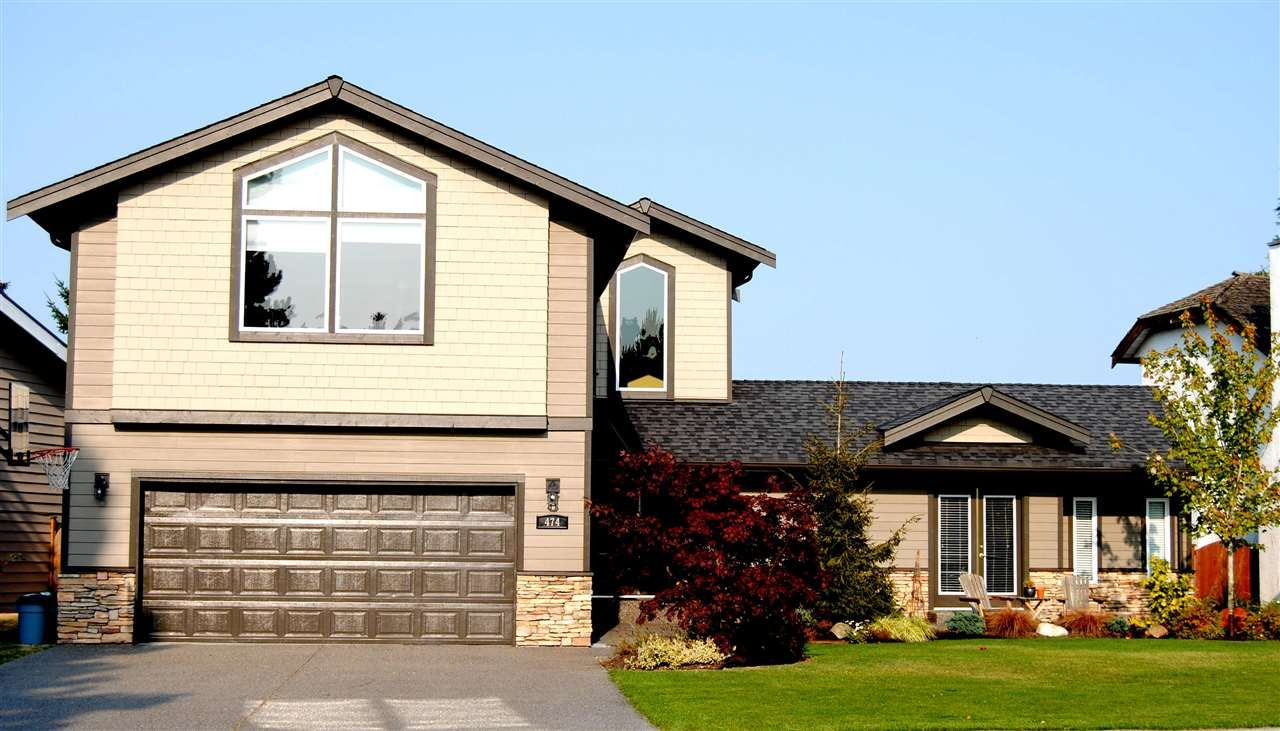 "Main Photo: 474 TRALEE Crescent in Delta: Pebble Hill House for sale in ""PEBBLE HILL"" (Tsawwassen)  : MLS®# R2533221"