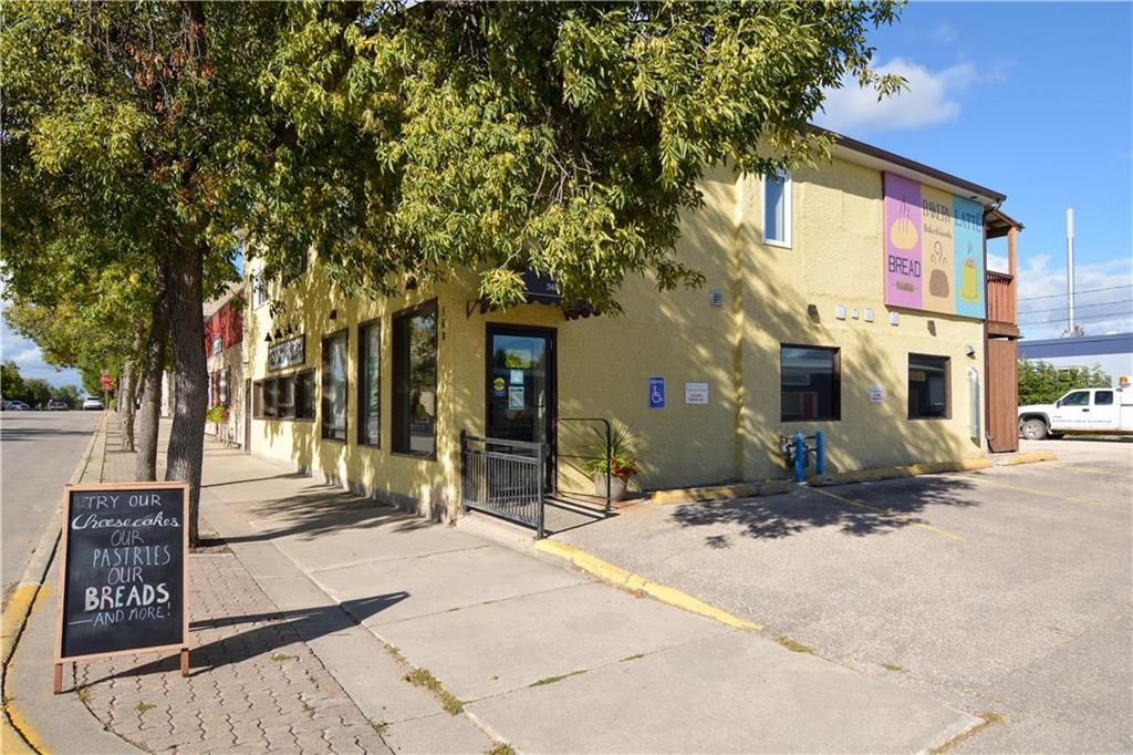Main Photo: 368 Main Street in Stonewall: Industrial / Commercial / Investment for sale (R12)  : MLS®# 202104406