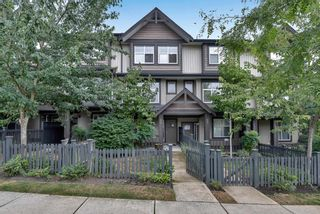 """Photo 1: 64 6123 138 Street in Surrey: Sullivan Station Townhouse for sale in """"Panorama Woods"""" : MLS®# R2608409"""