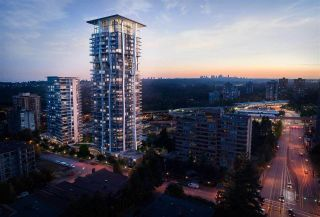 """Photo 1: 907 450 WESTVIEW Street in Coquitlam: Coquitlam West Condo for sale in """"Hensley by Cressey"""" : MLS®# R2522033"""
