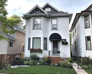 Photo 1: 549 Rathgar Avenue in Winnipeg: Fort Rouge Residential for sale (1Aw)  : MLS®# 1824156