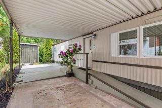 """Photo 2: 6 32380 LOUGHEED Highway in Mission: Mission BC Manufactured Home for sale in """"The Grove Mobile Home Park"""" : MLS®# R2586007"""