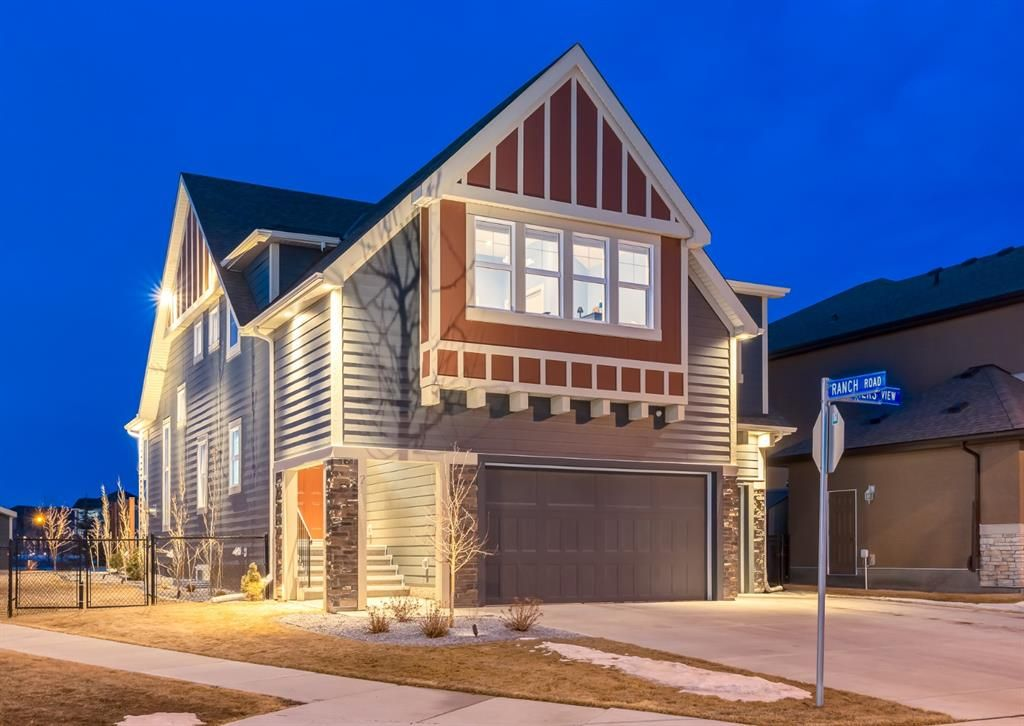 Main Photo: 2 RANCHERS View: Okotoks Detached for sale : MLS®# A1076816