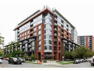 """Photo 1: 415 2321 SCOTIA Street in Vancouver: Mount Pleasant VE Condo for sale in """"SOCIAL"""" (Vancouver East)  : MLS®# V1121141"""