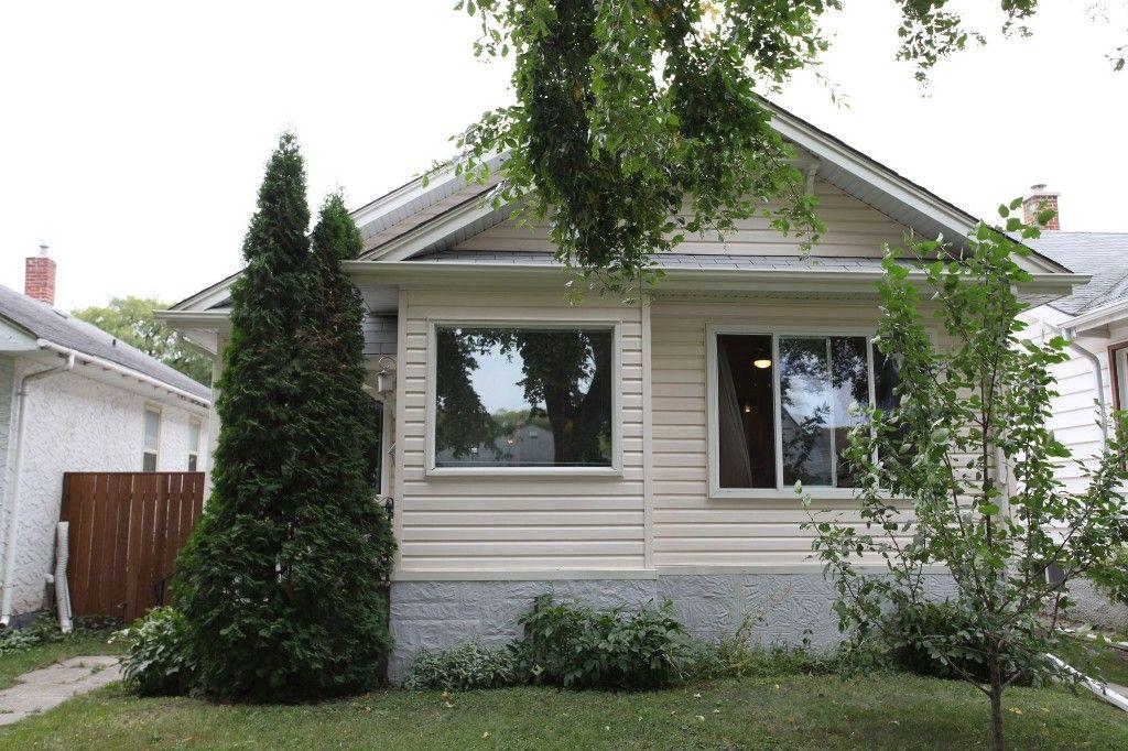 Photo 5: Photos: 970 Dominion Street in WINNIPEG: West End / Wolseley Single Family Detached for sale (West Winnipeg)  : MLS®# 1320863