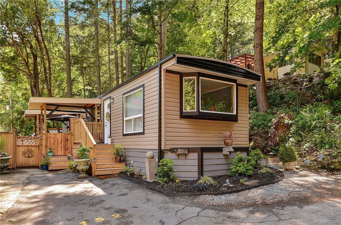 Main Photo: 152 2500 Florence Lake Rd in Langford: La Florence Lake Manufactured Home for sale : MLS®# 832489